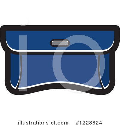 Royalty-Free (RF) Purse Clipart Illustration by Lal Perera - Stock Sample #1228824