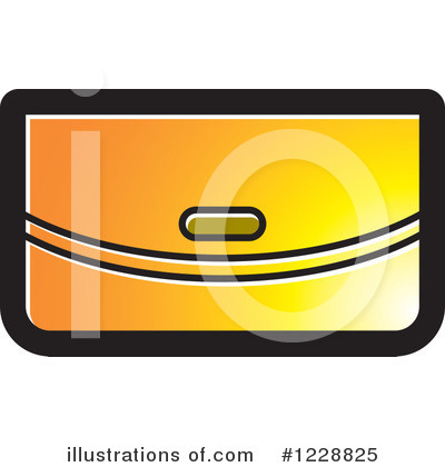 Royalty-Free (RF) Purse Clipart Illustration by Lal Perera - Stock Sample #1228825
