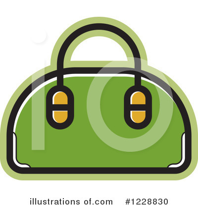 Purse Clipart #1228830 by Lal Perera