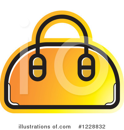 Purse Clipart #1228832 by Lal Perera
