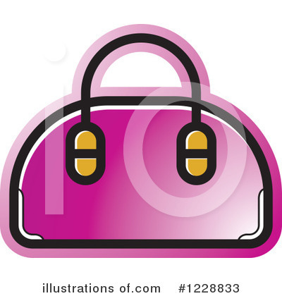 Purse Clipart #1228833 by Lal Perera