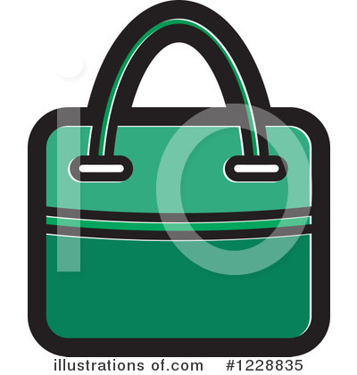 Purse Clipart #1228835 by Lal Perera