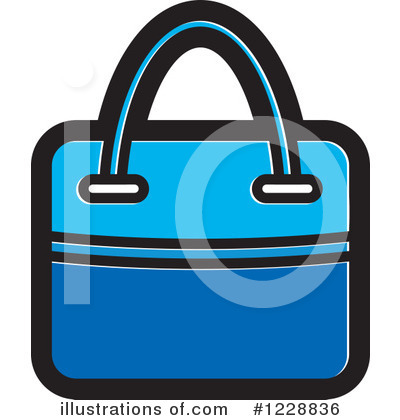 Purse Clipart #1228836 by Lal Perera