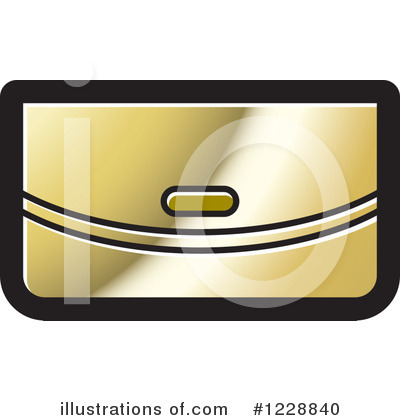 Royalty-Free (RF) Purse Clipart Illustration by Lal Perera - Stock Sample #1228840