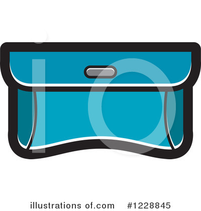 Purse Clipart #1228845 by Lal Perera