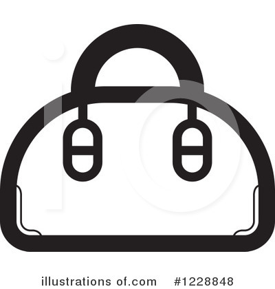 Purse Clipart #1228848 by Lal Perera