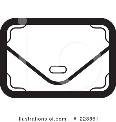 Purse Clipart #1228851 by Lal Perera