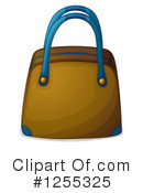 Purse Clipart #1255325 by Graphics RF