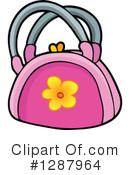 Purse Clipart #1287964 by visekart