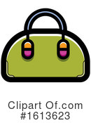 Purse Clipart #1613623 by Lal Perera
