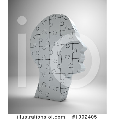 Head Clipart #1092405 by Mopic