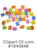 Puzzle Clipart #1640848 by Steve Young