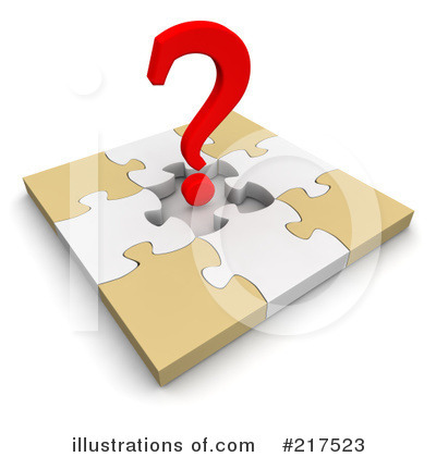 Question Mark Clipart #217523 by Jiri Moucka