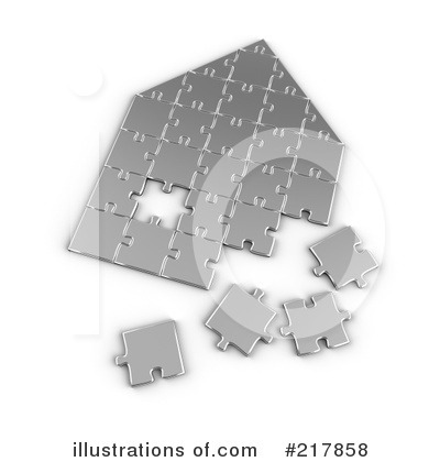 Puzzle Clipart #217858 by stockillustrations