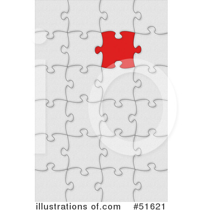 Puzzle Clipart #51621 by stockillustrations