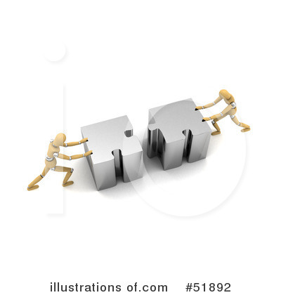 Teamwork Clipart #51892 by stockillustrations