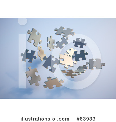Puzzle Clipart #83933 by Mopic