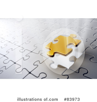 Puzzle Clipart #83973 by Mopic