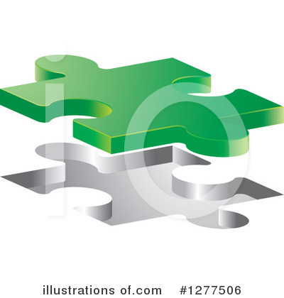 Puzzle Piece Clipart #1277506 by Lal Perera