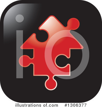 Puzzle Piece Clipart #1306377 by Lal Perera