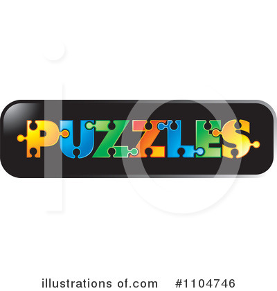 Puzzle Piece Clipart #1104746 by Lal Perera