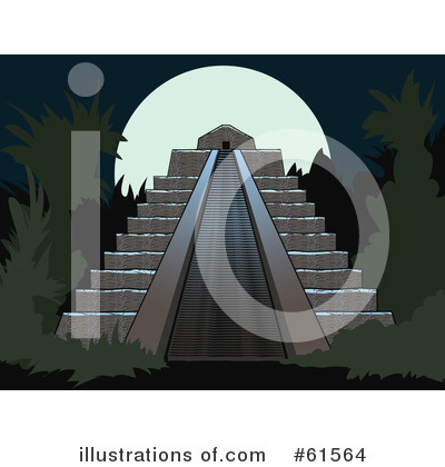 Pyramids Clipart #61564 by r formidable