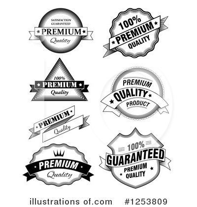 Royalty-Free (RF) Quality Clipart Illustration by vectorace - Stock Sample #1253809