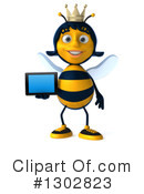 Queen Bee Clipart #1302823 by Julos