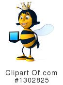 Queen Bee Clipart #1302825 by Julos