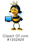 Queen Bee Clipart #1302826 by Julos