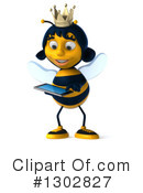 Queen Bee Clipart #1302827 by Julos
