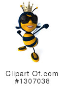 Queen Bee Clipart #1307038 by Julos