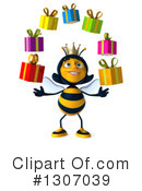 Queen Bee Clipart #1307039 by Julos