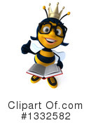Queen Bee Clipart #1332582 by Julos