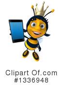 Queen Bee Clipart #1336948 by Julos