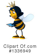 Queen Bee Clipart #1336949 by Julos