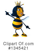 Queen Bee Clipart #1345421 by Julos
