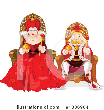 King Clipart #1306904 by Pushkin