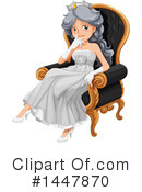 Queen Clipart #1447870 by Graphics RF