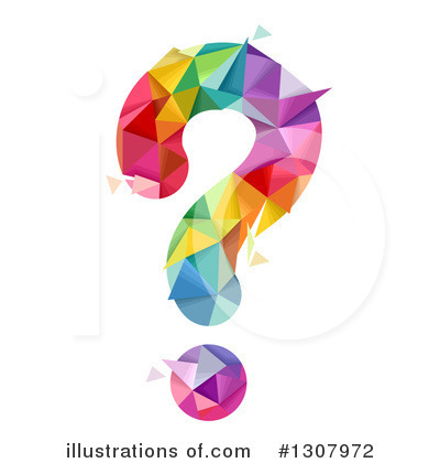 Question Mark Clipart #1307972 by BNP Design Studio