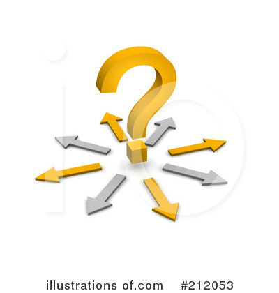 Question Mark Clipart #212053 by Jiri Moucka