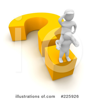 Question Mark Clipart #225926 by Jiri Moucka