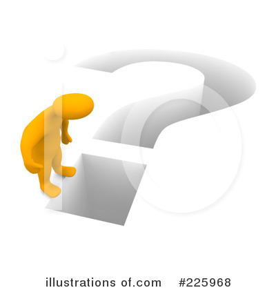 Question Mark Clipart #225968 by Jiri Moucka
