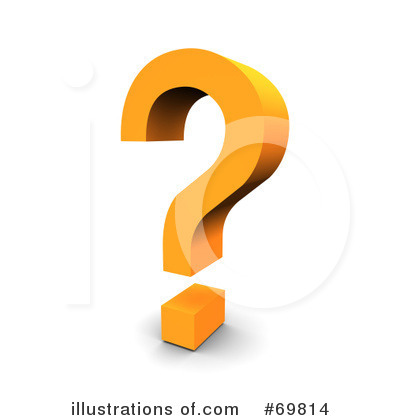 Question Mark Clipart #69814 by Jiri Moucka