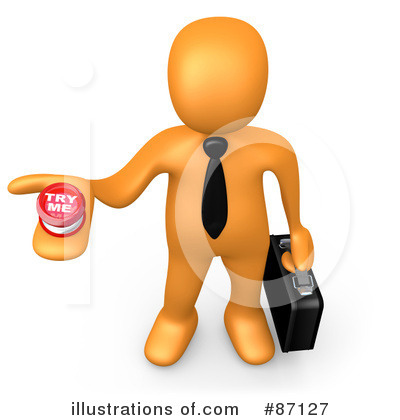 Business Clipart #87127 by 3poD
