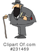 Rabbi Clipart #231469