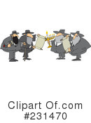 Rabbi Clipart #231470