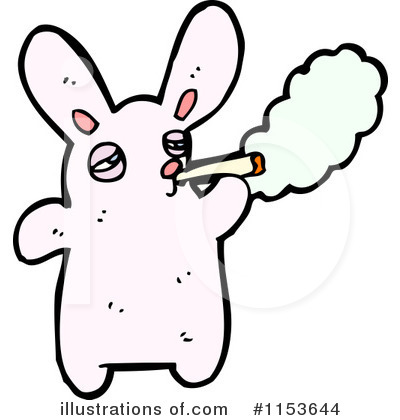 Rabbit Clipart #1153644 by lineartestpilot