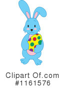 Royalty-Free (RF) Rabbit Clipart Illustration #1161576