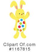 Royalty-Free (RF) Rabbit Clipart Illustration #1167815